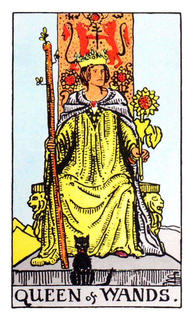 კვერთხების დედოფალი